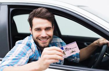 Renovar carnet conducir